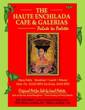 Haute Enchilada Cafe Moss Landing Ca