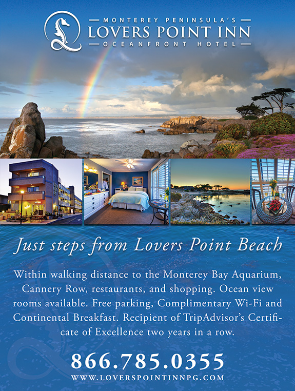 Lover S Point Inn Pacific Grove Hotels Amp Lodging