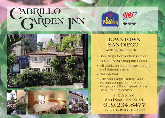 Western Cabrillo Garden Inn