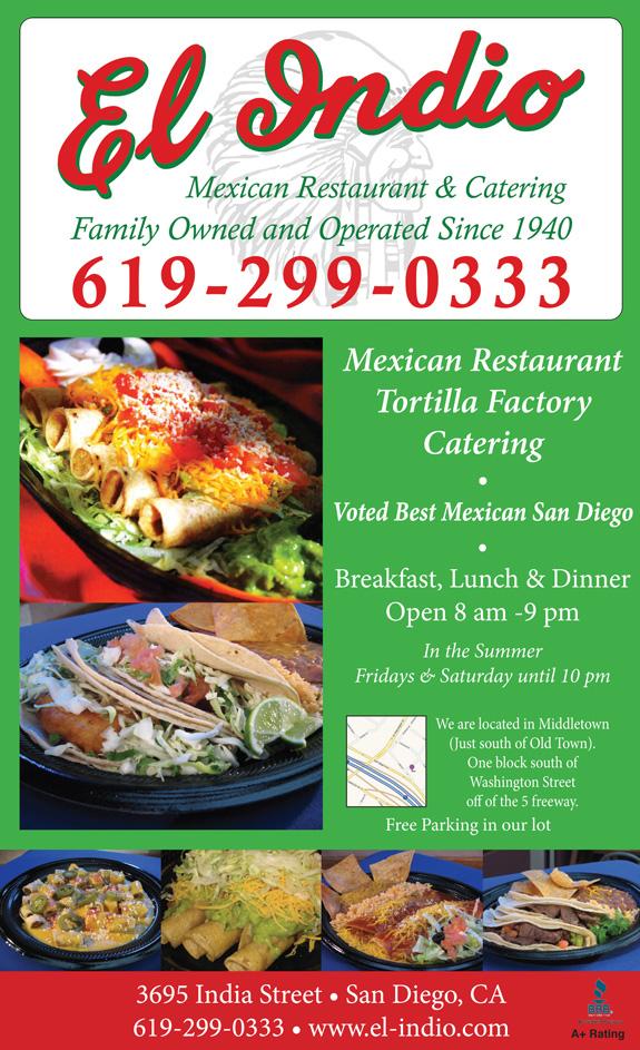 Mexican Food Restaurants In Indio