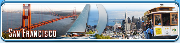 San Francisco Travel Vacations