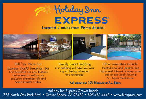 Holiday Inn Express Grover Beach